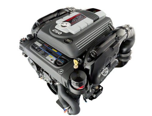 Mercury Marine Newsflash: All-New MerCruiser and Outboard