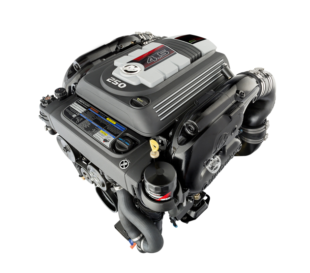 How to Dewinterize a Boat Engine